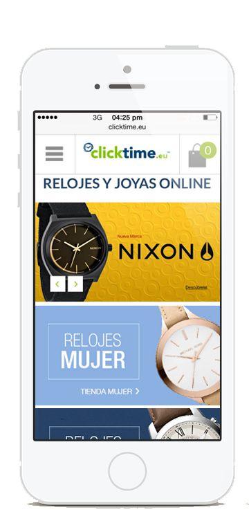 Proyecto de branding para Clicktime